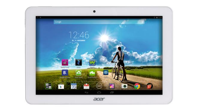 Acer Iconia Tab A3-A20 FHD ©COMPUTER BILD