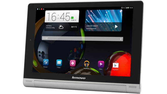 Lenovo Yoga Tablet 10 HD+ © COMPUTER BILD