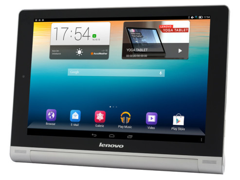 Lenovo Yoga Tablet 10 (WLAN) ©COMPUTER BILD