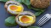 Rezept-Tipp vom GRILLER:Eier-Bacon-Canapés ©fotolia - beataaldridge