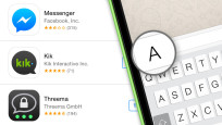 Messenger-Apps im Test © COMPUTER BILD; WhatsApp