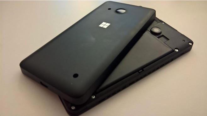 Microsoft Lumia 550 ©COMPUTER BILD