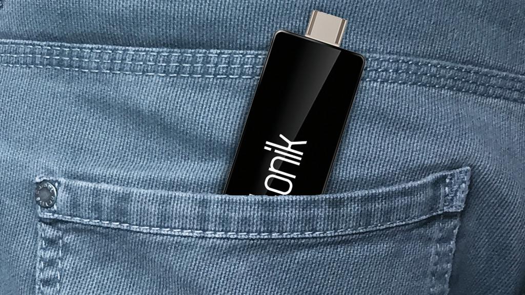 i.onik miniPC Stick ©i.onik, COMPUTER BILD