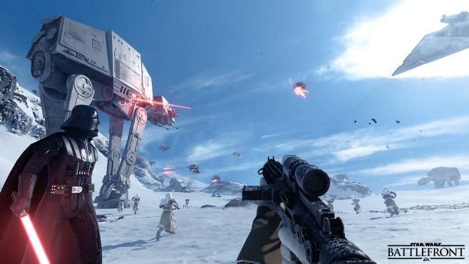 Star Wars – Battlefront: Beta © EA