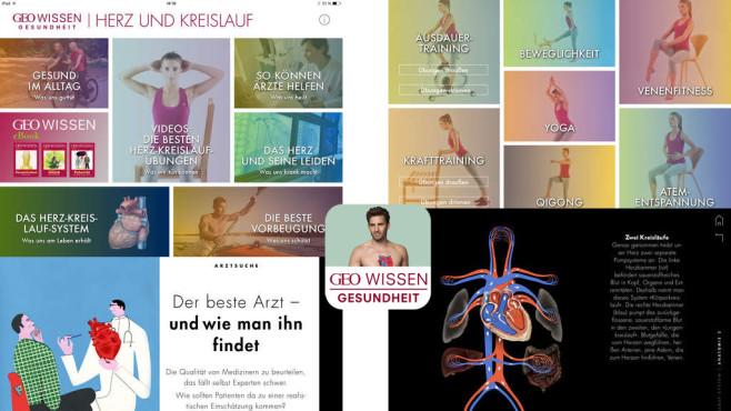 Geo Wissen Gesundheit – Herz und Kreislauf ©GEO, Gruner + Jahr GmbH & Co KG