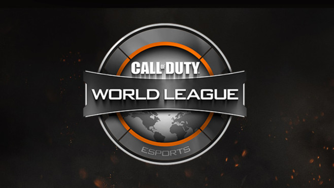 Call of Duty World League © Activision