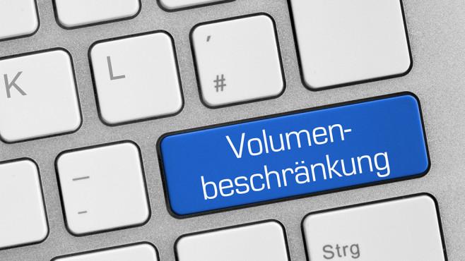 DSL-Anschl�sse mit Drosselung ©Coloures-pic � Fotolia.com