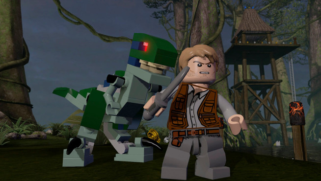 Lego Dimensions: © Warner Interactive