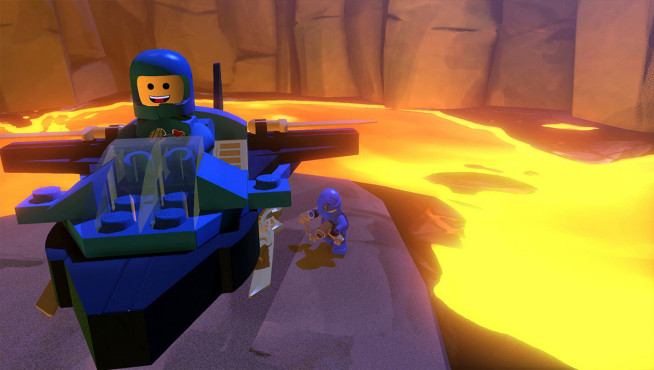 Lego Dimensions: The Movie © Warner Interactive