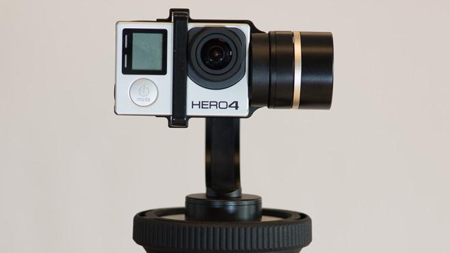 UltraLuuv mit GoPro Hero4 ©COMPUTER BILD