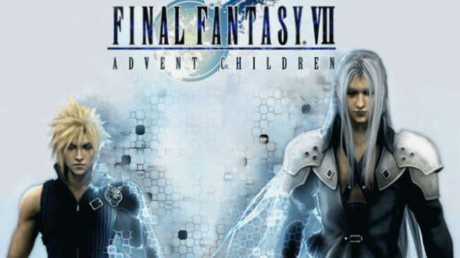 Final Fantasy 7 – Advent Children: Cloud © Sony Pictures Home Entertainment