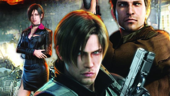 Resident Evil – Damnation: Leon © Sony Pictures Home Entertainment