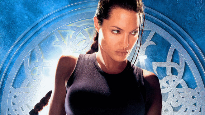 Tomb Raider: Angelina Jolie © Concorde Video