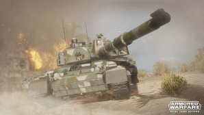 Armored Warfare: PS4 © my.com