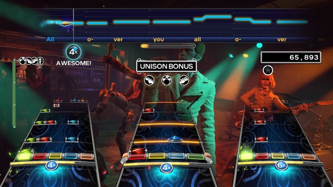 Rock Band 4 © Mad Catz