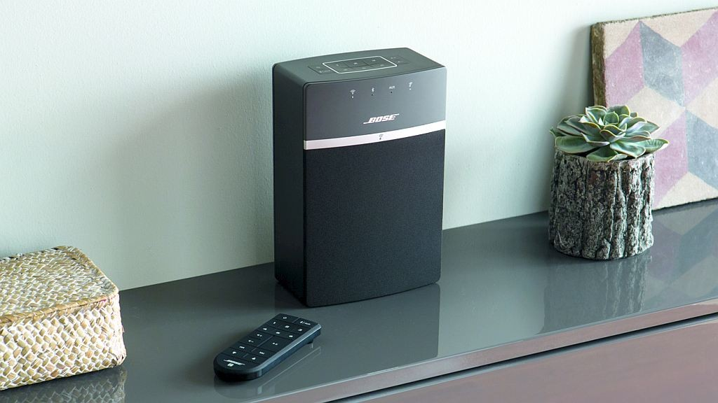 bose soundtouch 10 im test audio video foto bild. Black Bedroom Furniture Sets. Home Design Ideas