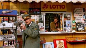 Er ist wieder da: Oliver Masucci, Lars Rudolph ©Constantin Film Verleih GmbH