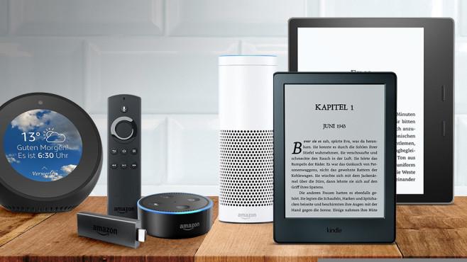 Amazon-Produktübersicht ©Amazon, ©istock.com/Weedezign