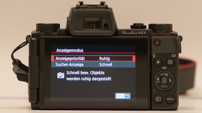 Canon Powershot G5 X ©COMPUTER BILD