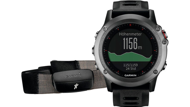 Garmin Fenix 3 HR © Garmin