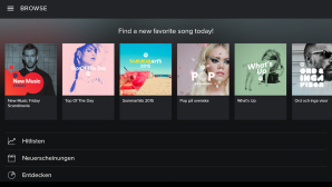 Spotify streamt jetzt auch auf Chromecast ©Spotify