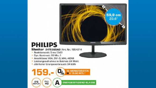 Philips 247E6 ©Saturn