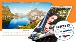 Fotokalender ©Pixelnet