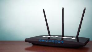 DSL-Anschluss mit WLAN-Router ©doomu – Fotolia.com