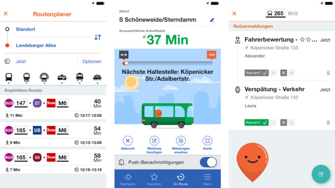 Moovit: Bus, Bahn & ÖPNV-Info © Moovit App Global LTD