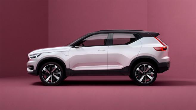 Volvo Concept 40.1 ©Volvo