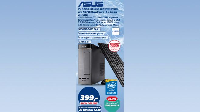 Asus K20CE-DE005S ©Real