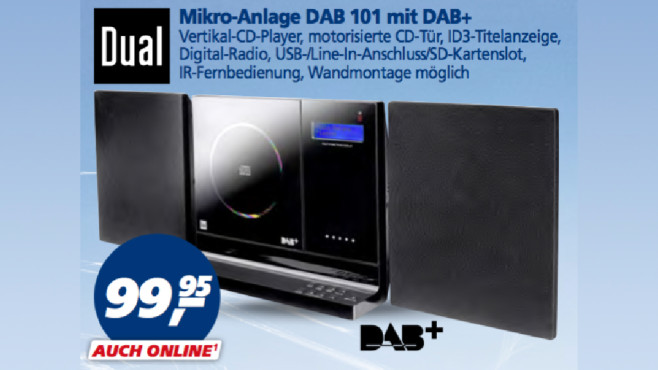 Dual DAB 101 ©Real