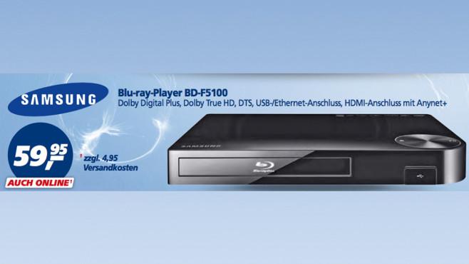 Samsung BD-F5100 ©Real