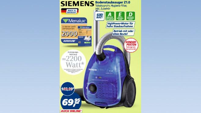 Siemens Z1.0 ©Real