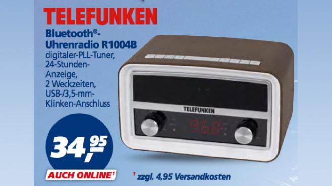 Telefunken R1004B ©Real