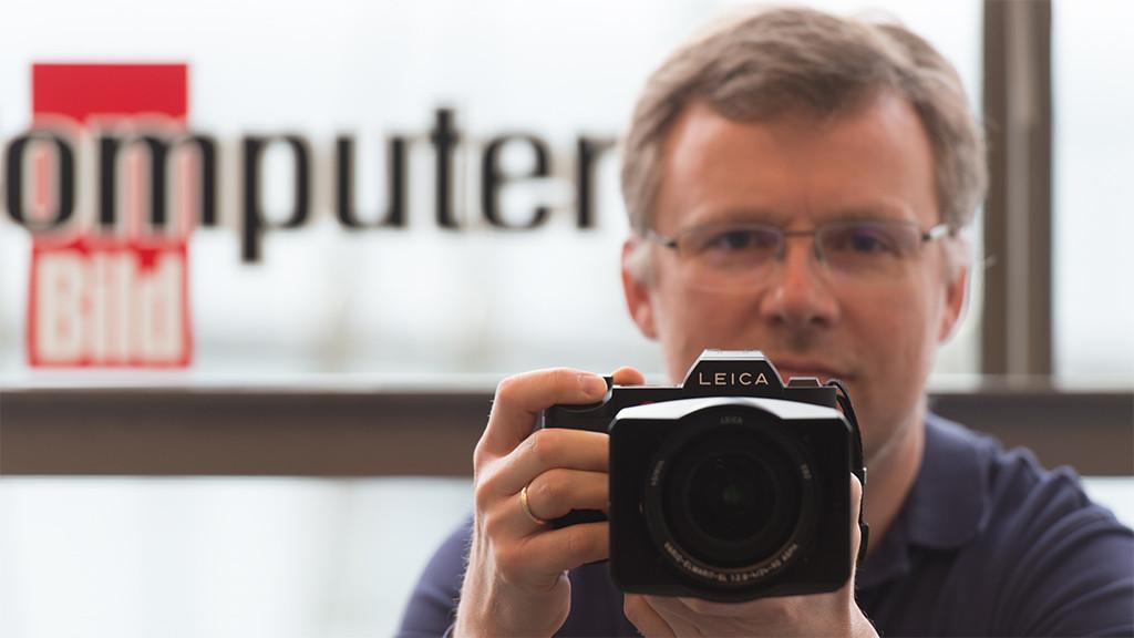 Leica SL ©COMPUTER BILD