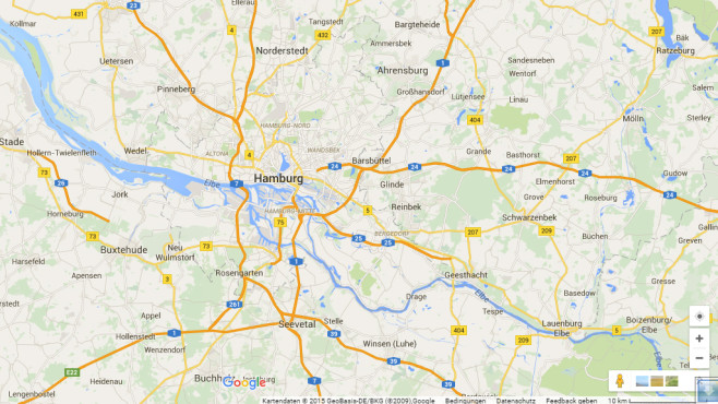 Google Maps, Google Earth: Touren planen ©COMPUTER BILD