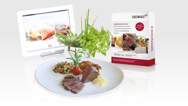 Cuciniale Gourmetsensor – Steak-Messer © Cuciniale