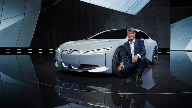 BMW i5 ©BMW