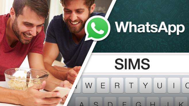 SIMS © ©istock.com/monkeybusinessimages