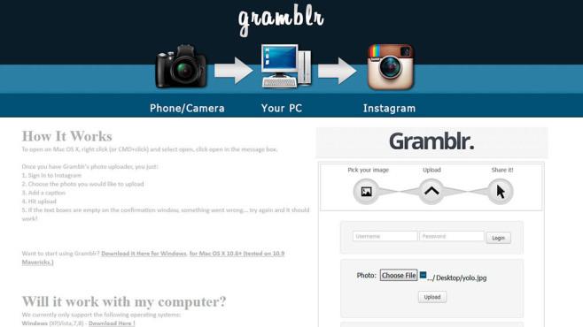 Gramblr ©gramblr.com