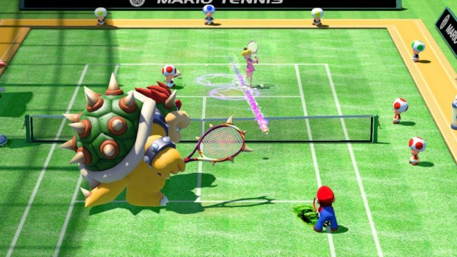 Mario Tennis Ultra Smash © Nintendo