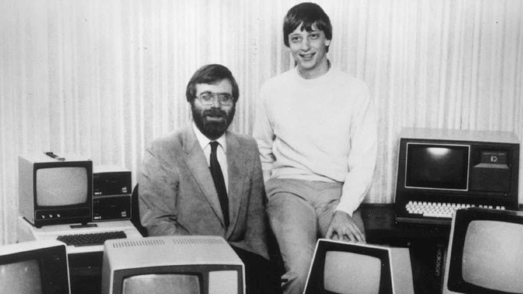 microsoft gr nder bill gates wird 60 computer bild. Black Bedroom Furniture Sets. Home Design Ideas