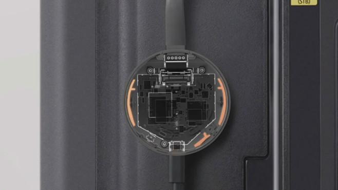 Google Chromecast vs Fire TV Stick: Das 40-Euro-Duell Googles hat seinem neuen Chromecast einen Satz neue Antennen spendiert, die nun auch im schnellen ac-Standard funken. ©Google