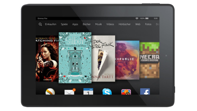 Amazon Fire HD 7 (2014) © Amazon