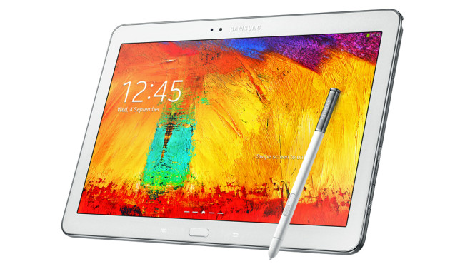 Samsung Galaxy Note 10.1 16 GB LTE 2014 Edition © COMPUTER BILD
