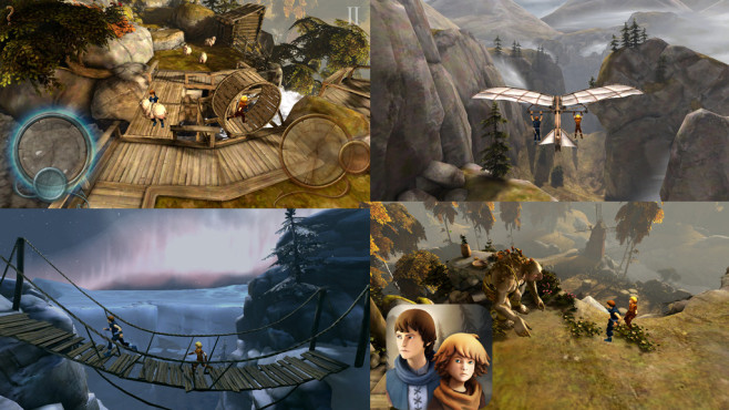 Brothers � A Tale of Two Sons ©505 Games (US), Inc.
