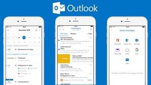 Microsoft Outlook App ©Microsoft