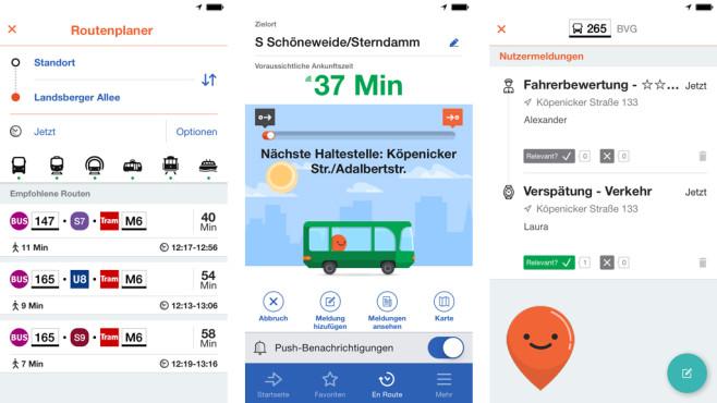 Moovit: Bus, Bahn & ÖPNV-Info ©Moovit App Global LTD