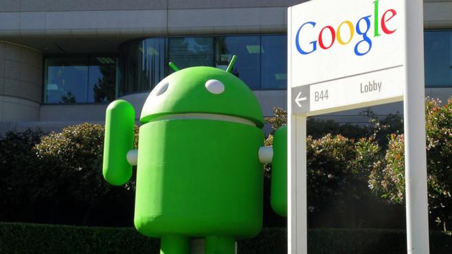 Google Android©dpa Bildfunk